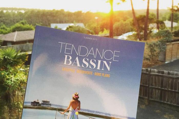 Pour trouver Tendance Bassin, c'est par ici…