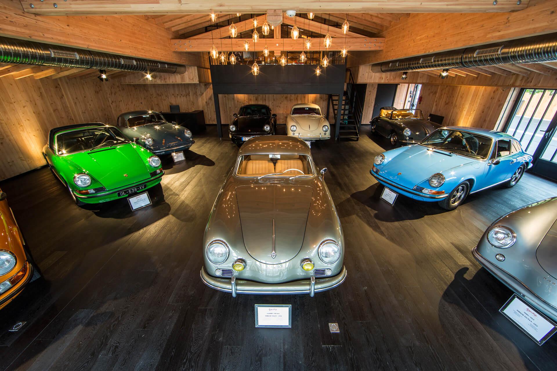Toqué de Porsche