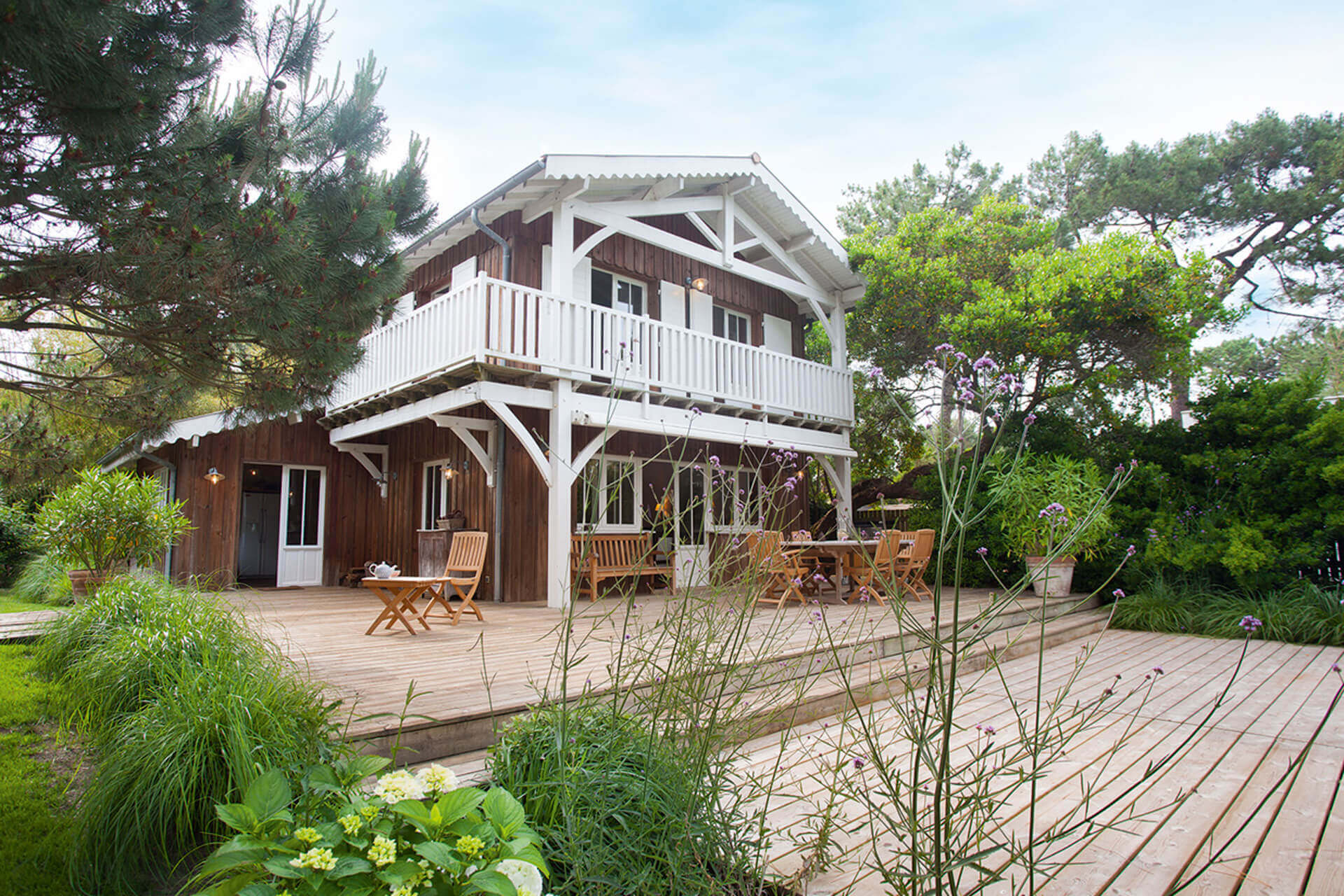 Beautiful cap ferret 44 hectares pictures for Appartement tendance