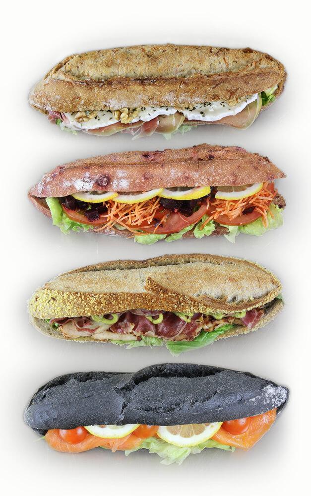 Boulangerie Betey Jannel sandwich saison