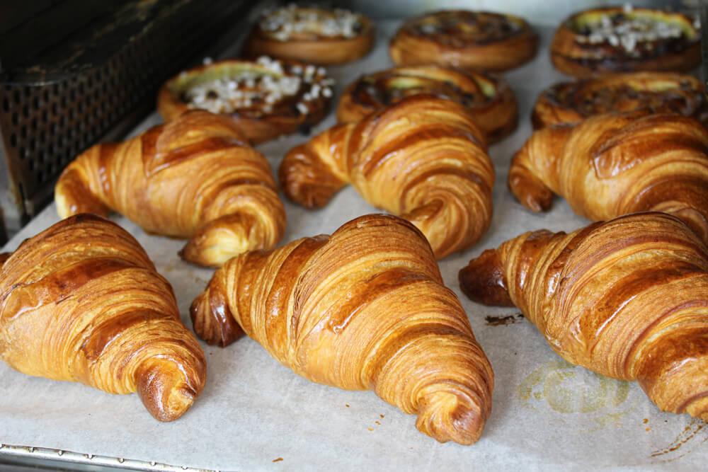 Boulangerie Betey Andernos croissant fait maison