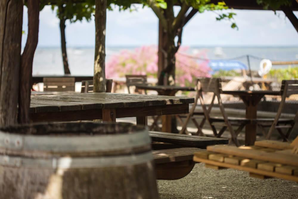 cabane aiguillon bassin restaurant vue huitre