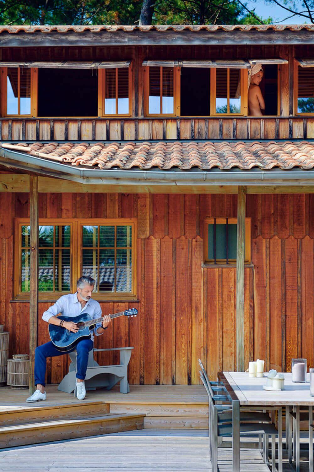 Jane villas cabanes bartherotte Cap Ferret