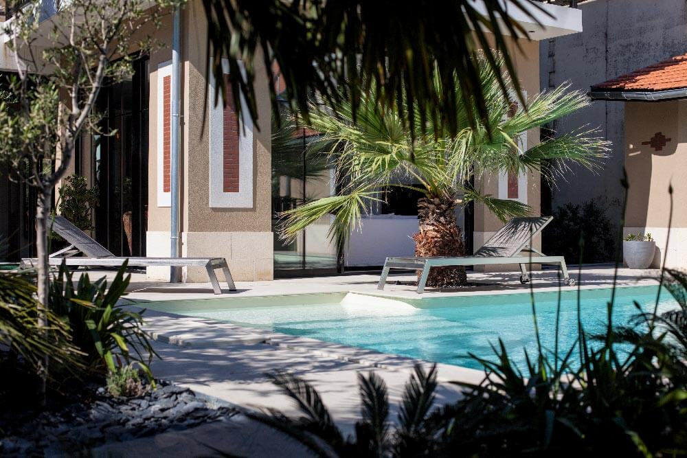 barnes maison arcachon piscine