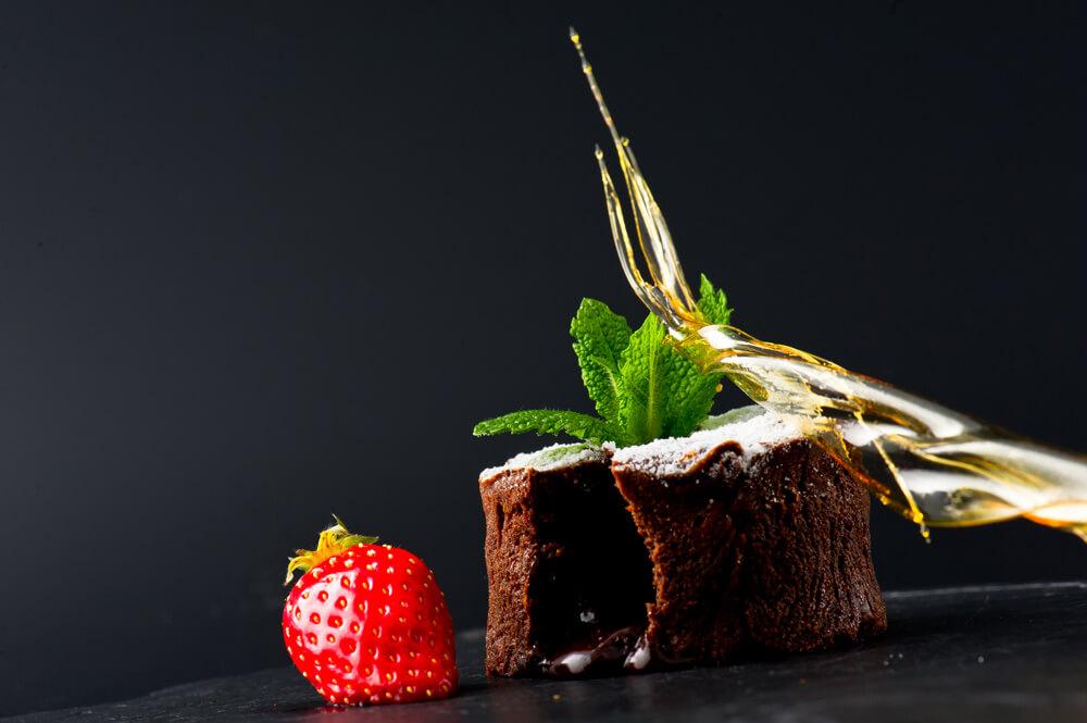 Volcan Chocolat noir le Pitey Ares
