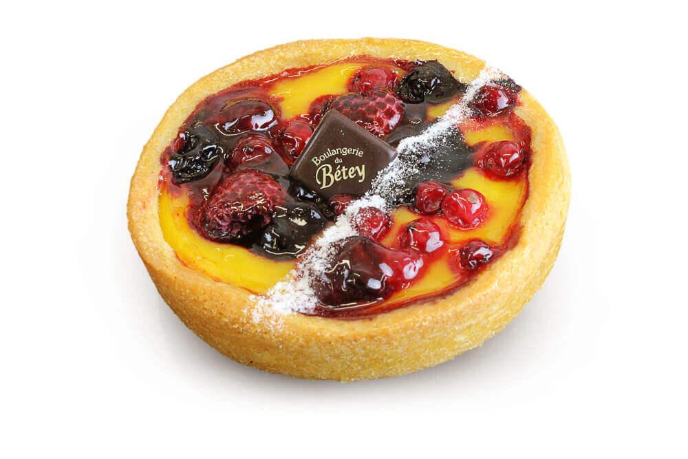 Tarte Passion Boulangerie Betey Andernos