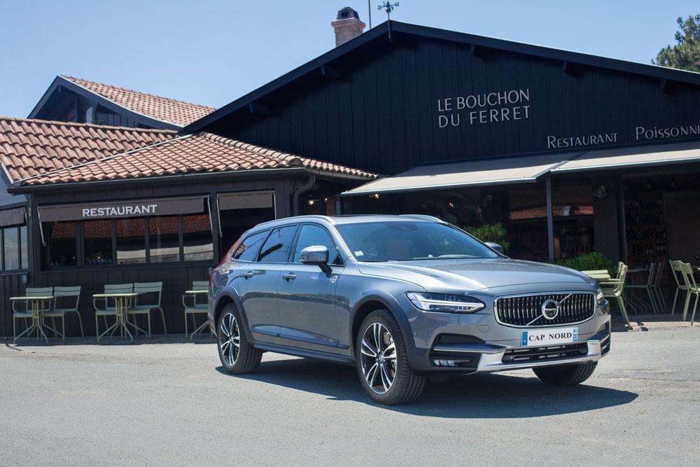 Volvo V90 CC Bouchon du Ferret