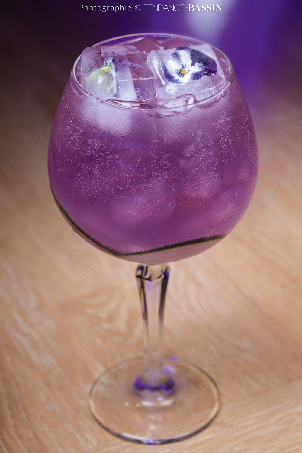cocktail madrague cap ferret tendance bassin purple rain