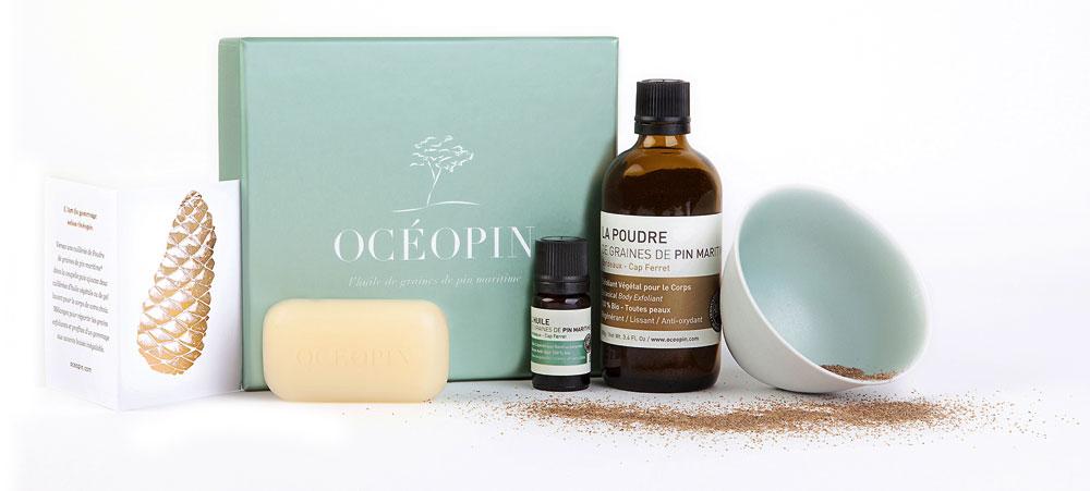 coffret celadon oceopin