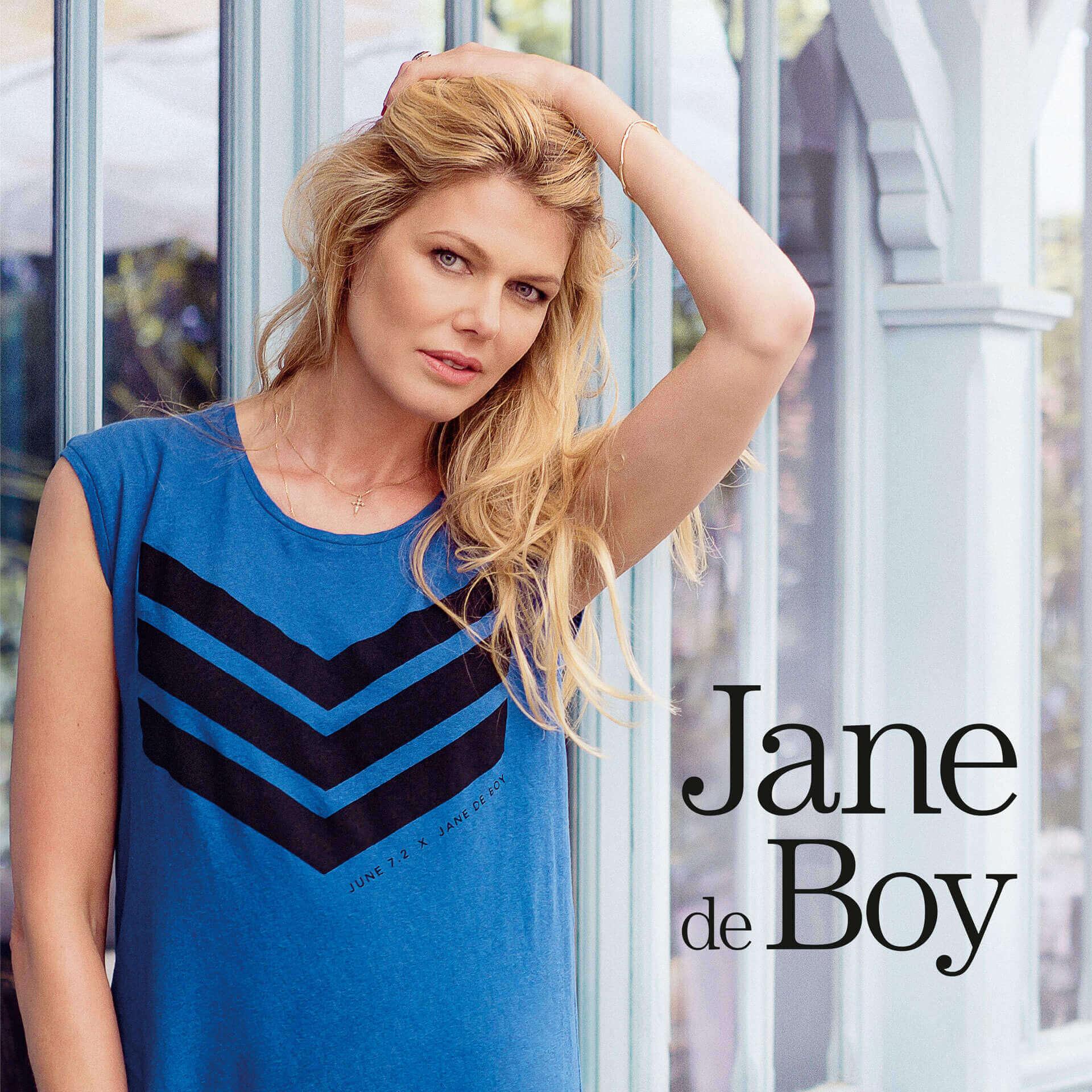 jane boy cover robe Ingrid Seynhaeve
