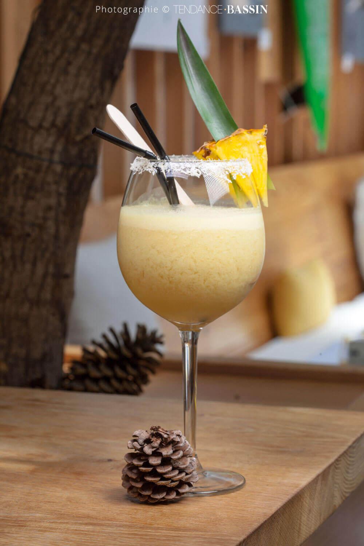 Cocktails du bassin du moulleau au cap ferret tendance bassin - Les pins du moulleau ...
