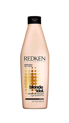 produit redken nettoie blonde local 35