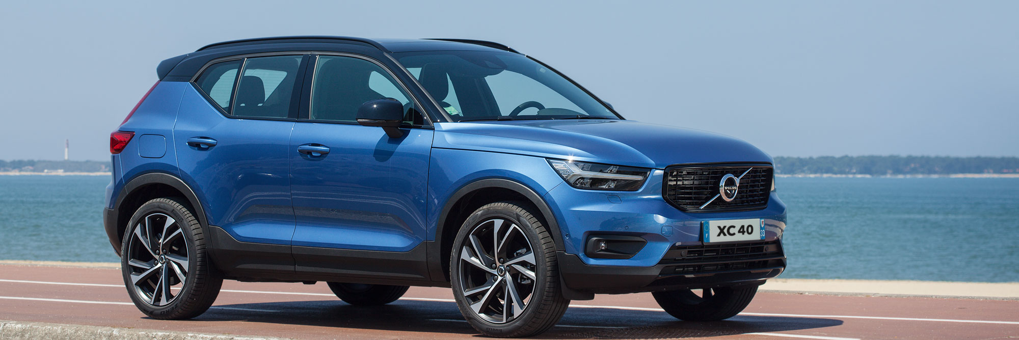 Cap Nord Automobile Volvo concessionnaire XC40 D4 R-design Cap Ferret Bassin d'Arcachon SUV Voiture De l'Année Car Of The Year test performante City Safety Pilot Assist