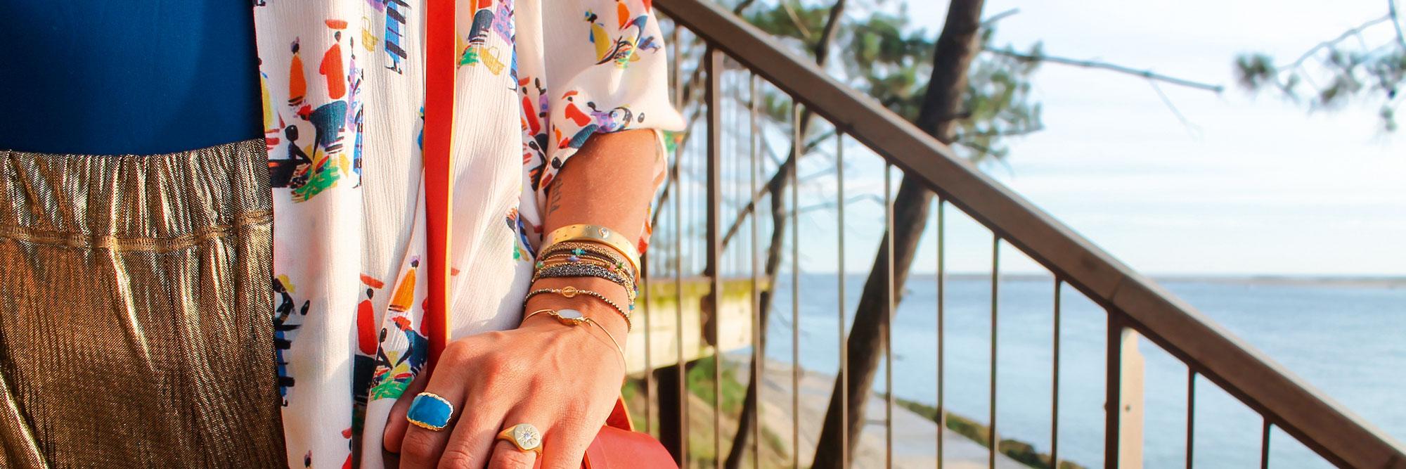 Nous Les Libellules stylée Bassin d'Arcachon Cap Ferret Bordeaux boutique mode tendances femme vêtements concept store sac Herbert short Rabens veste Maison Olga 5 Octobre