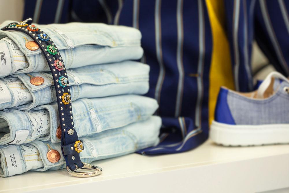 first magasin vetements femmes bassin arcachon moulleau ceinture cuir chemises pantalons chaussures chics