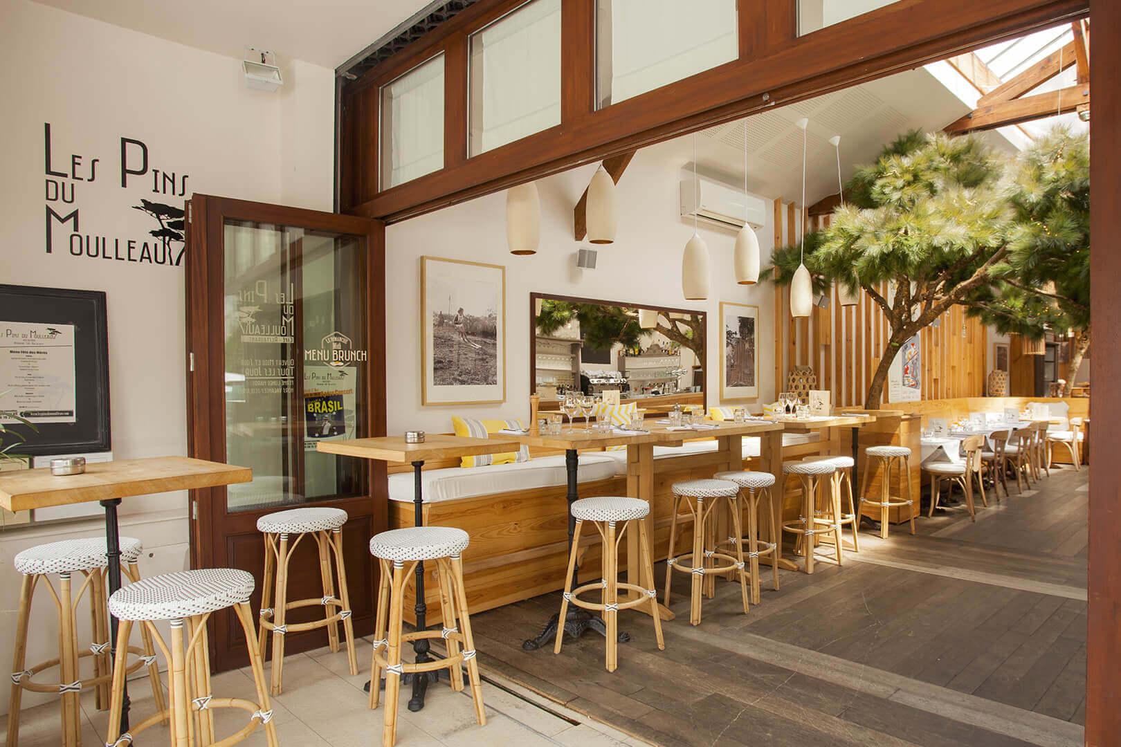 restaurant rue moulleau brunch dimanche