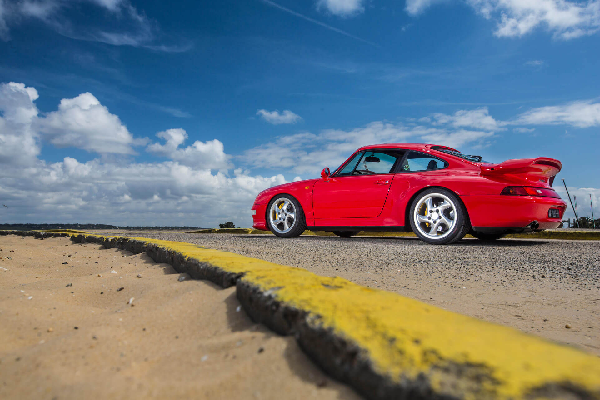Porsche Heitz 993 TurboS