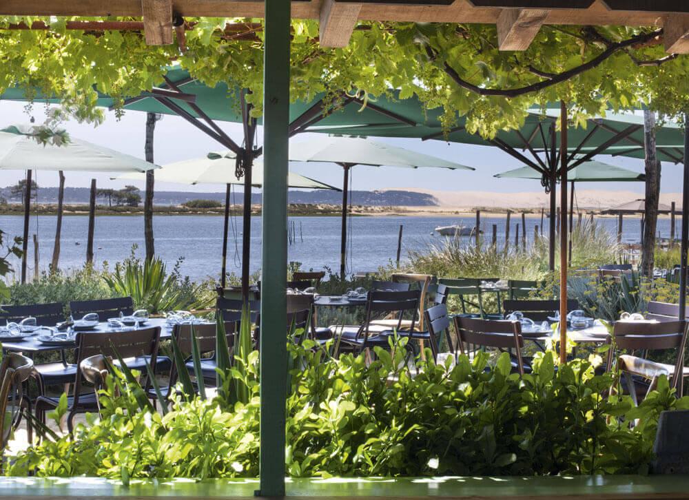 Cabane Hortense jardin sauvage vigne terrasse