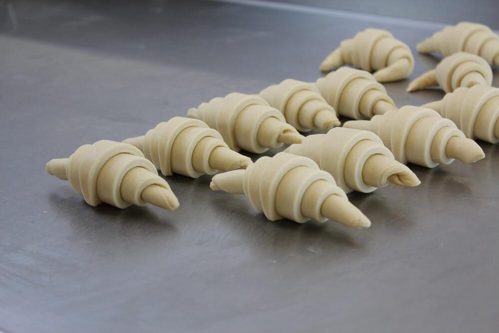 Croissant Betey Andernos fait maison