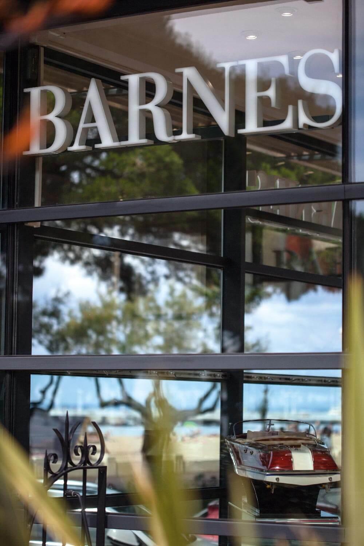 Barnes agence arcachon grandhotel
