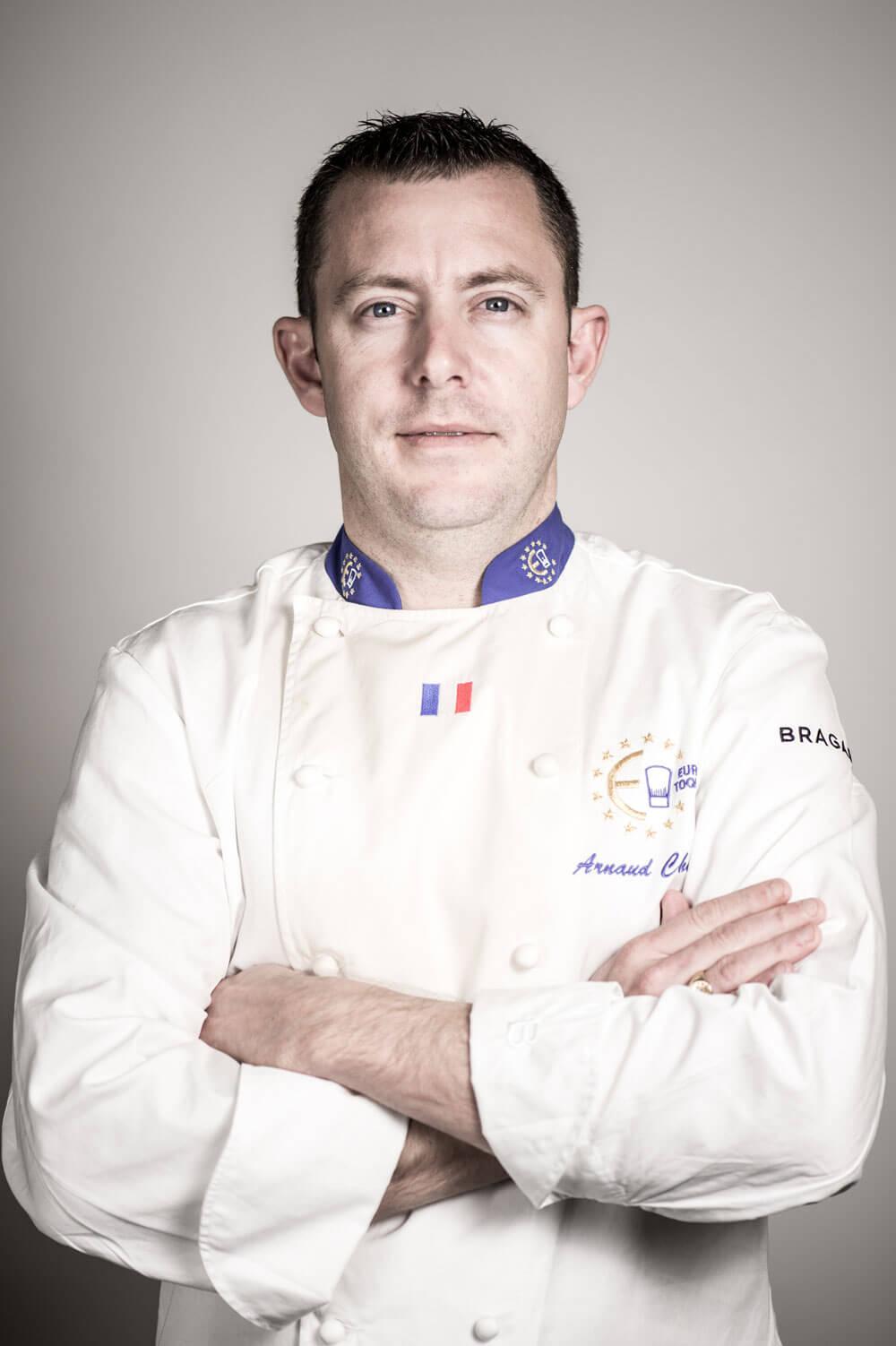 arnaud chartier chef restaurant le pitey ares