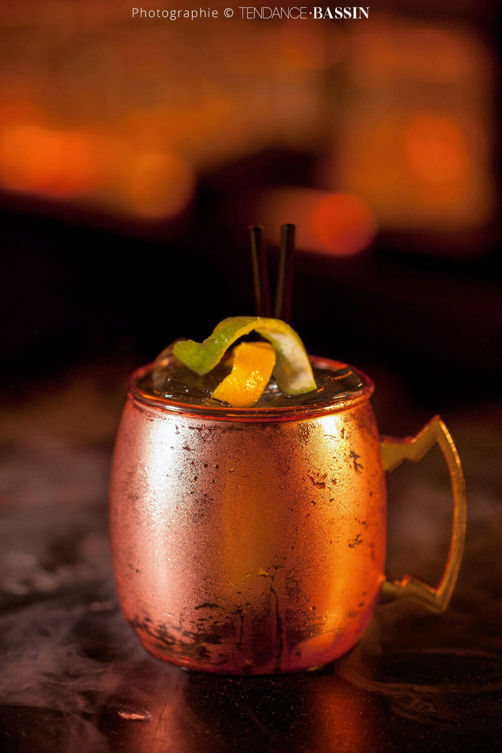 moscow mule cocktail tendance bassin madrague cap ferret