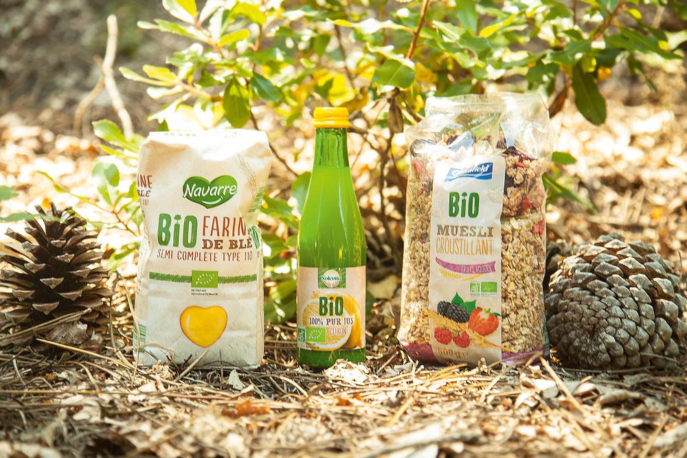 Bio Linéaires Cap Ferret Bassin organic food nature écologie Lidl labels qualité alimentation agriculture biologique santé jus fruit pin