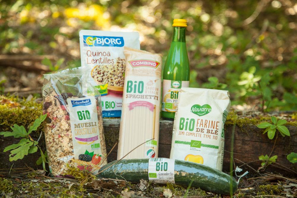 Bio Linéaires Cap Ferret Bassin organic food nature écologie Lidl labels qualité alimentation agriculture biologique santé légumes céréales jus fruit