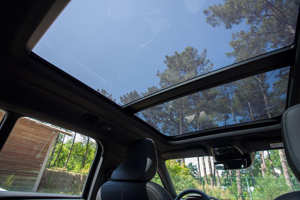 Cap Nord Automobile Volvo concessionnaire XC40 D4 R-design Cap Ferret Bassin d'Arcachon SUV Voiture De l'Année Car Of The Year vue panoramique City Safety Pilot Assist