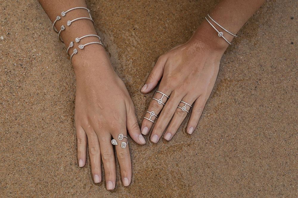 bijoux bagues joncs bracelet émeraude diamant messika édouard genton bassin arcachon cap ferret