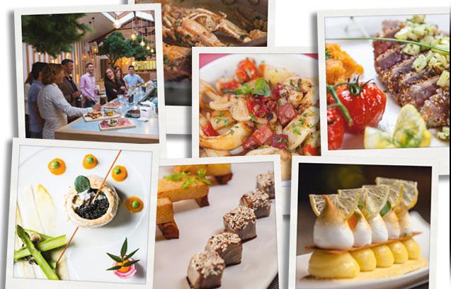 Découvrez nos bonnes adresses de restaurants sur le Bassin d'Arcachon (Pyla, Le Moulleau, Arcachon, La teste, Gujan, Andernos, Lège Cap Ferret)